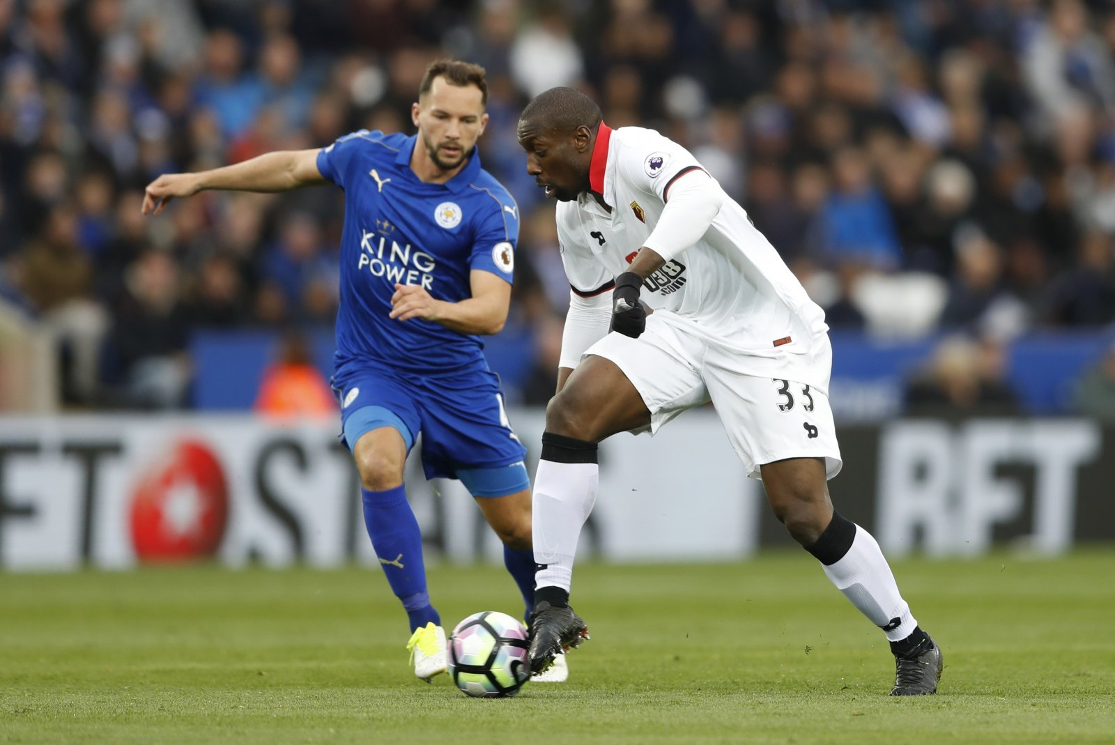 Newcastle need to drop any interest in Danny Drinkwater