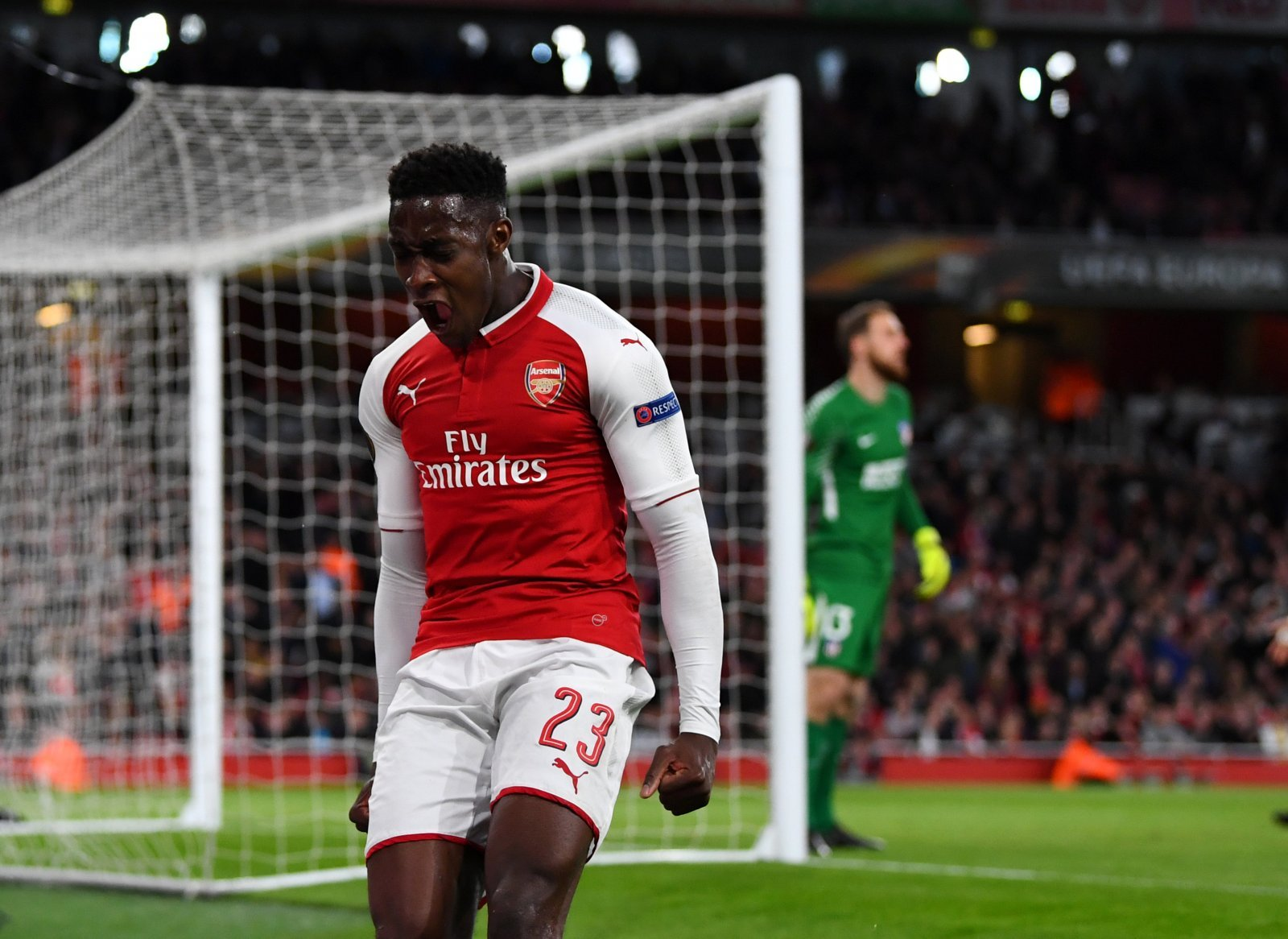 Danny Welbeck would be perfectly suited for life at Fulham