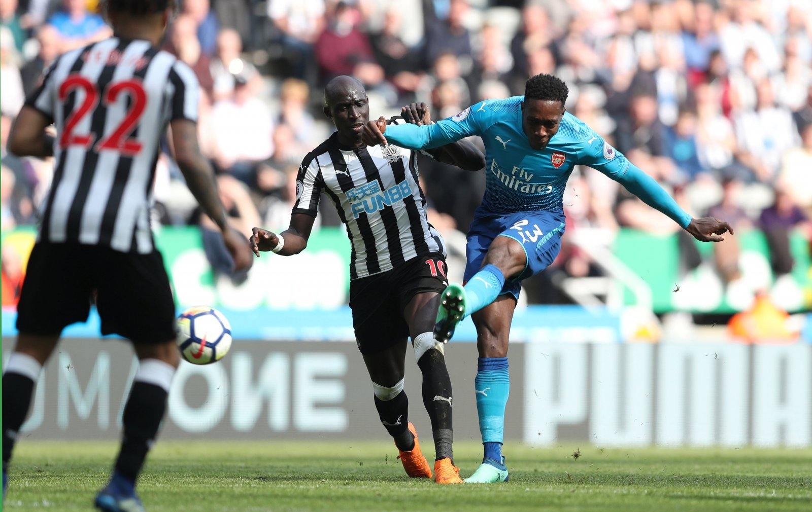 Newcastle fans would urge their club to move for Welbeck this summer