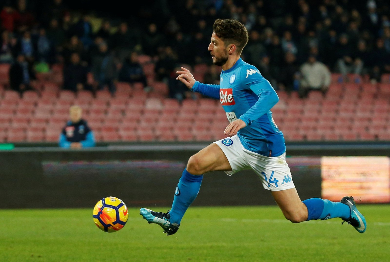 Arsenal: Fans displeased after being linked with Napoli forward Dries Mertens