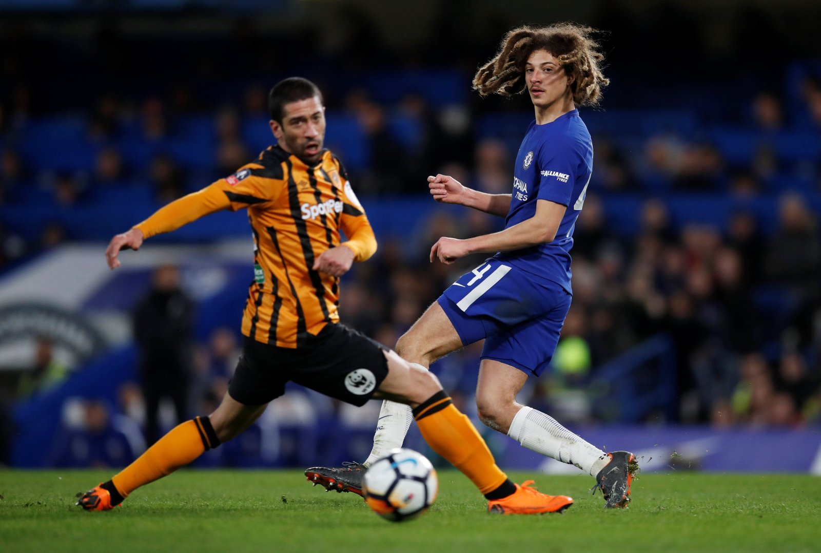 Stoke City should offer Ethan Ampadu chance to develop