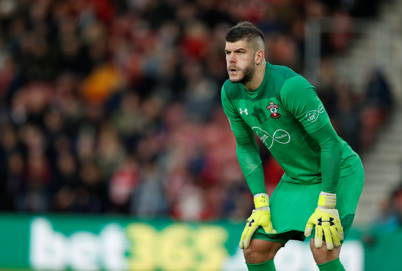 Southampton yet to receive approach for Fraser Forster