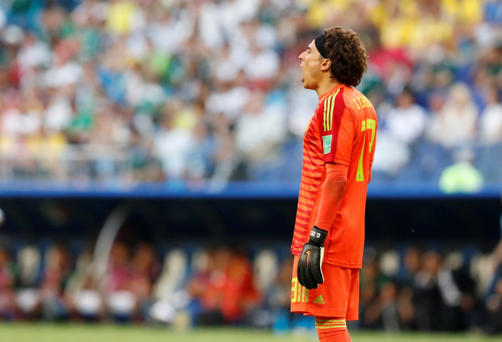 Guillermo Ochoa would be a wonderful Nick Pope replacement for ambitious Burnley