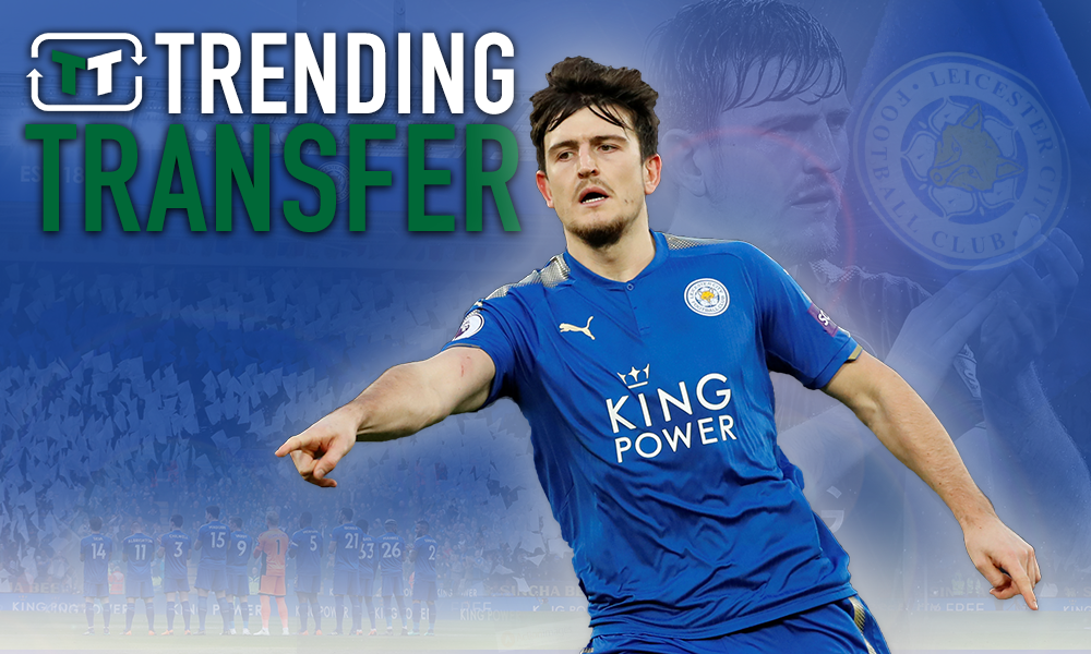 England's success could encourage Pep Guardiola to sign Harry Maguire this summer