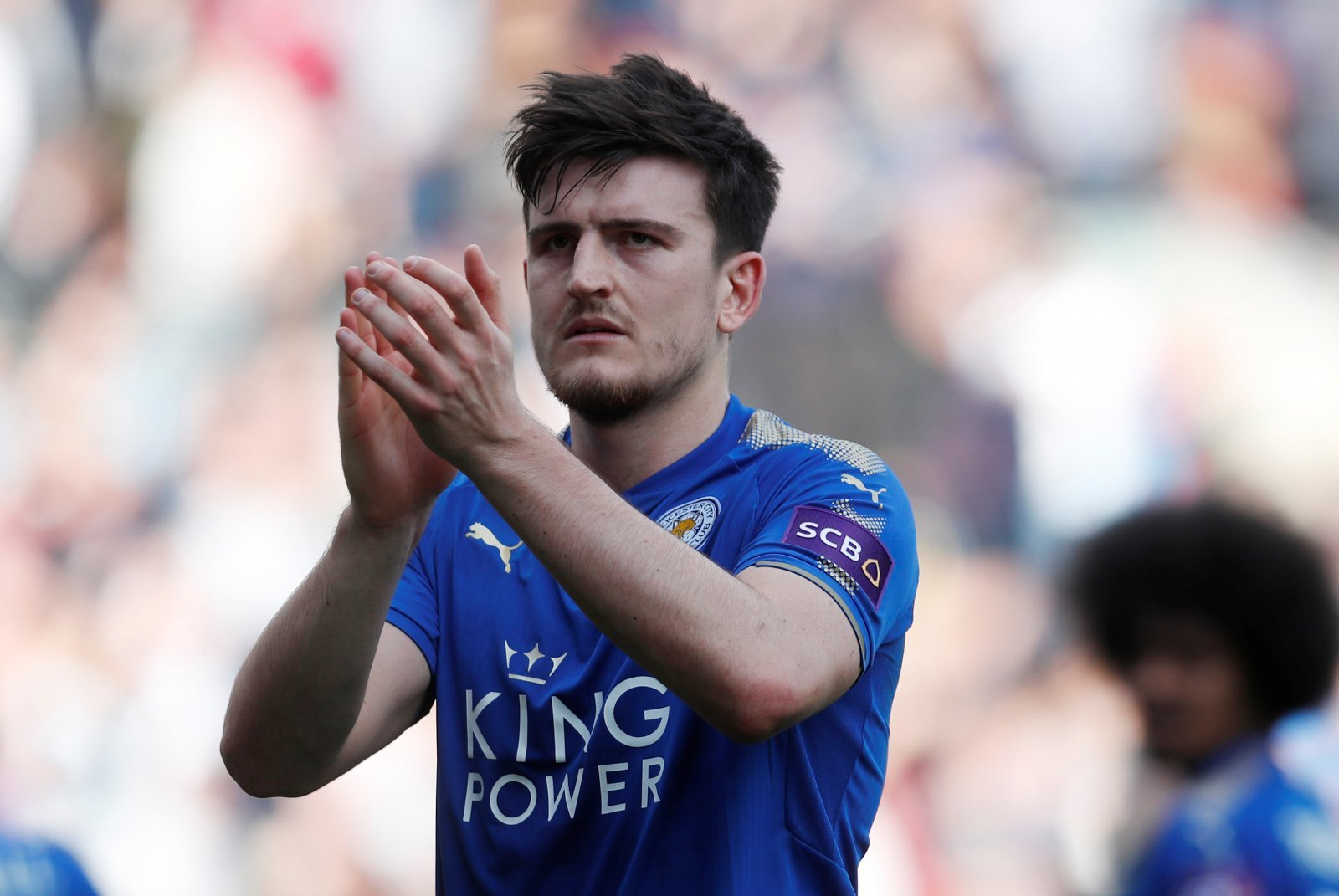Nothing would be sweeter than Harry Maguire returning against Man United