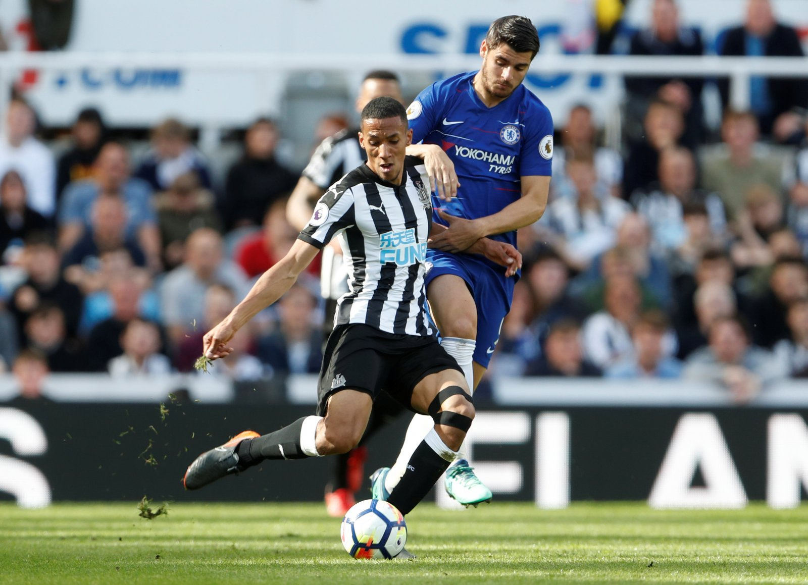 Palace should seek Newcastle's Isaac Hayden as part of possible Andros Townsend deal