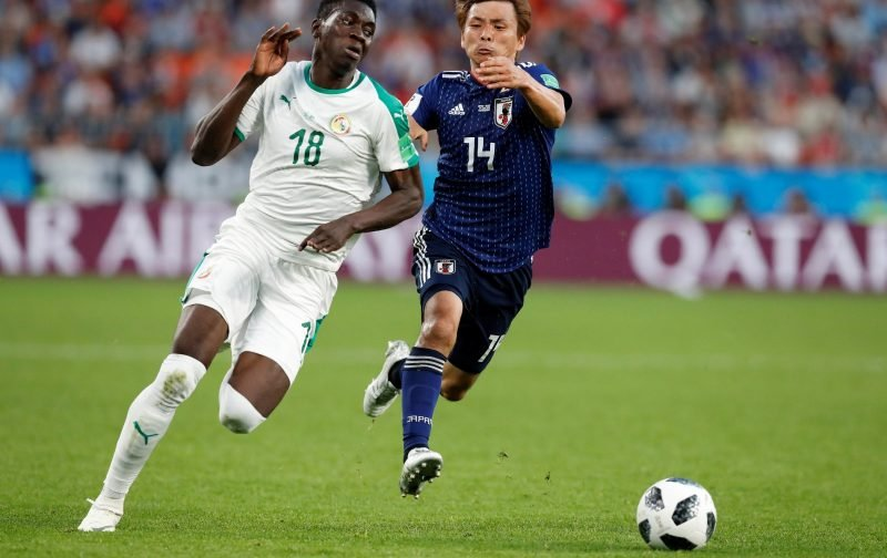 Signing Ismaila Sarr could be a great player for the Gunners