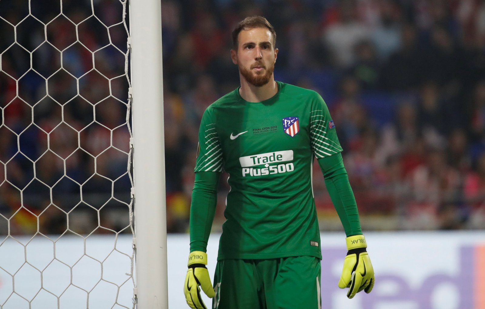 Jan Oblak might actually be an upgrade on David De Gea