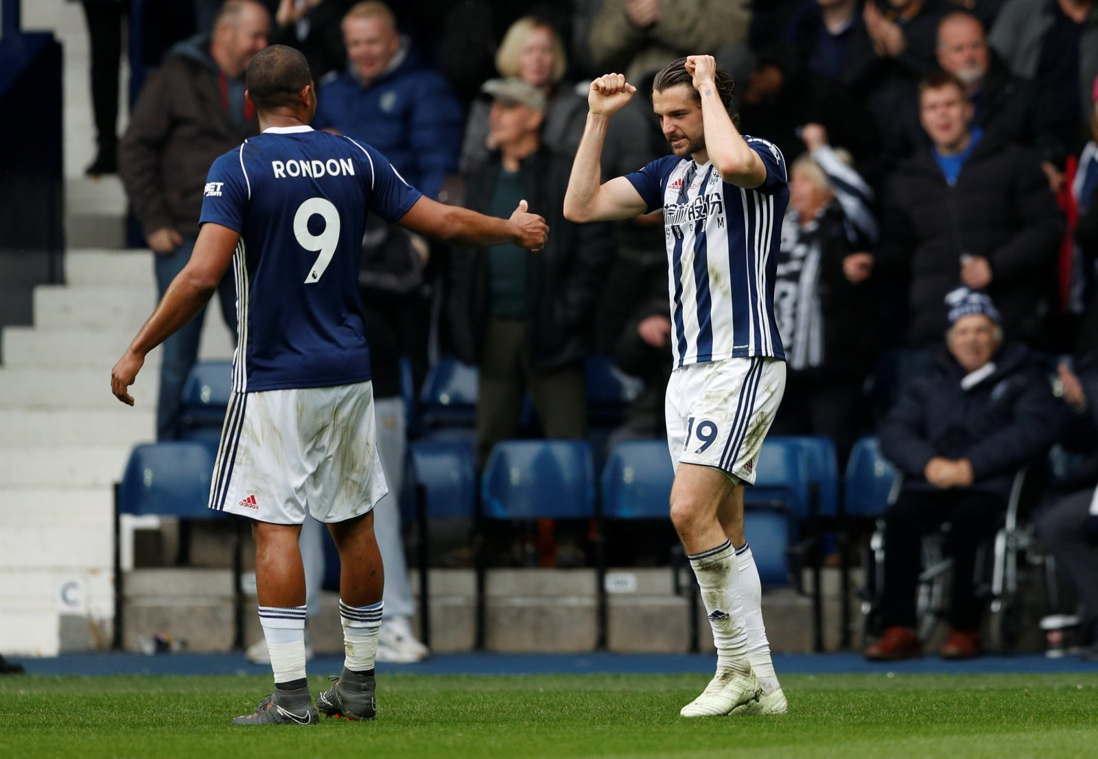 West Brom can't afford to lose Jay Rodriguez this summer