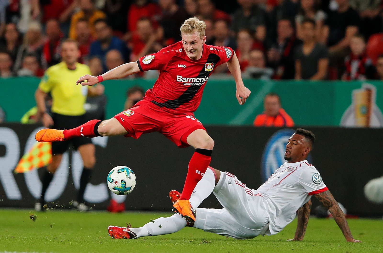 Julian Brandt would be a phenomenal signing for Tottenham