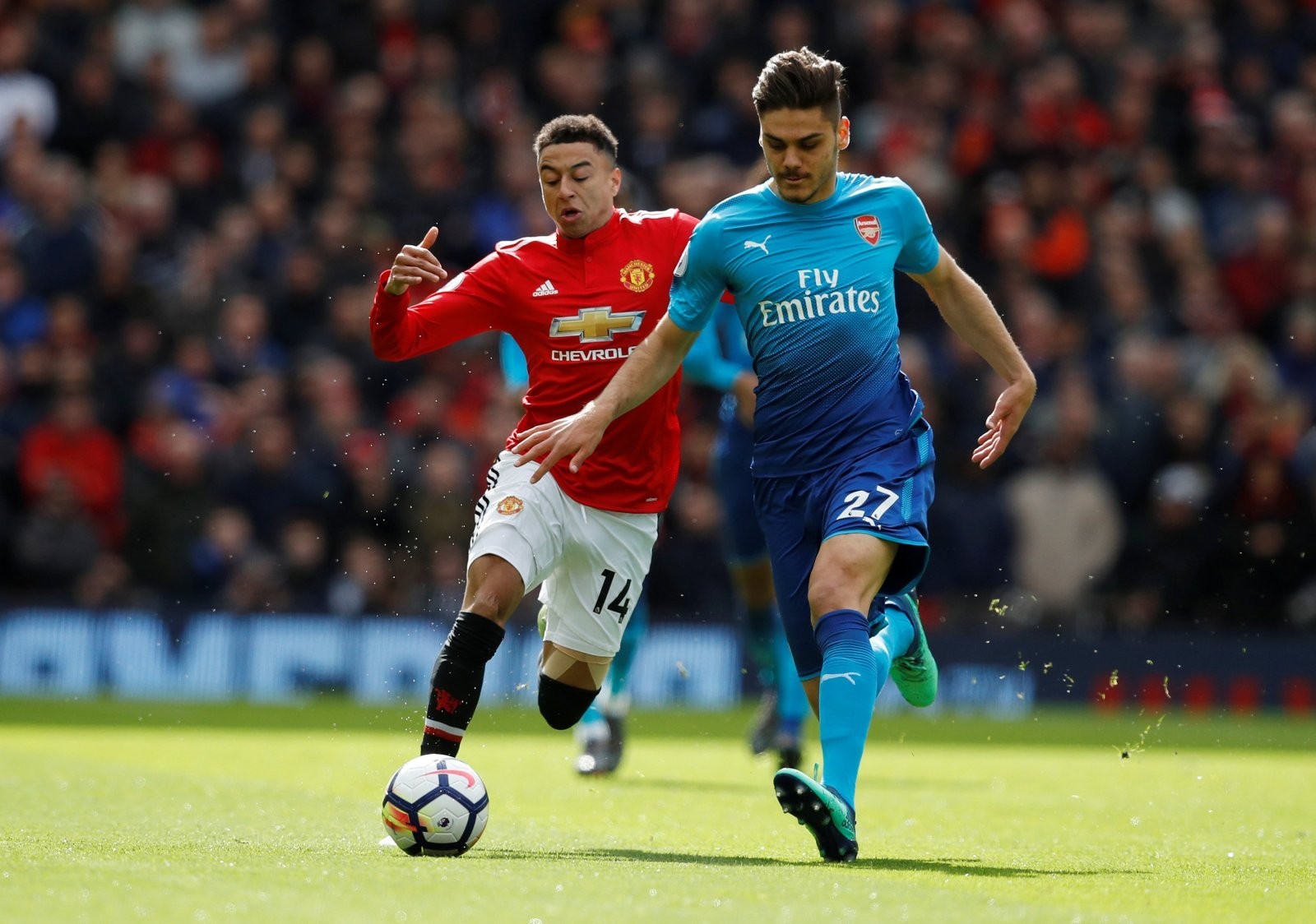 Arsenal fans don't understand what's wrong with Mavropanos