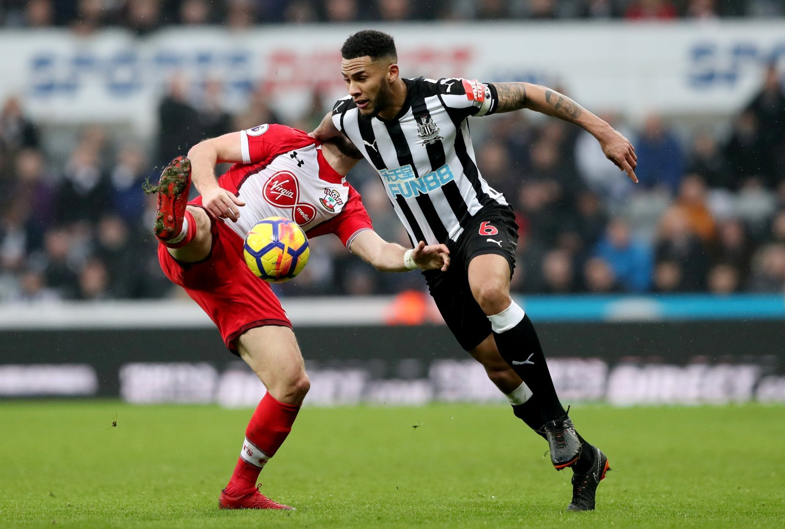 Lascelles would be a very smart Tottenham addition this summer