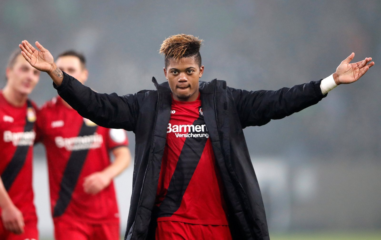 Unai Emery should do all he can to land Leon Bailey