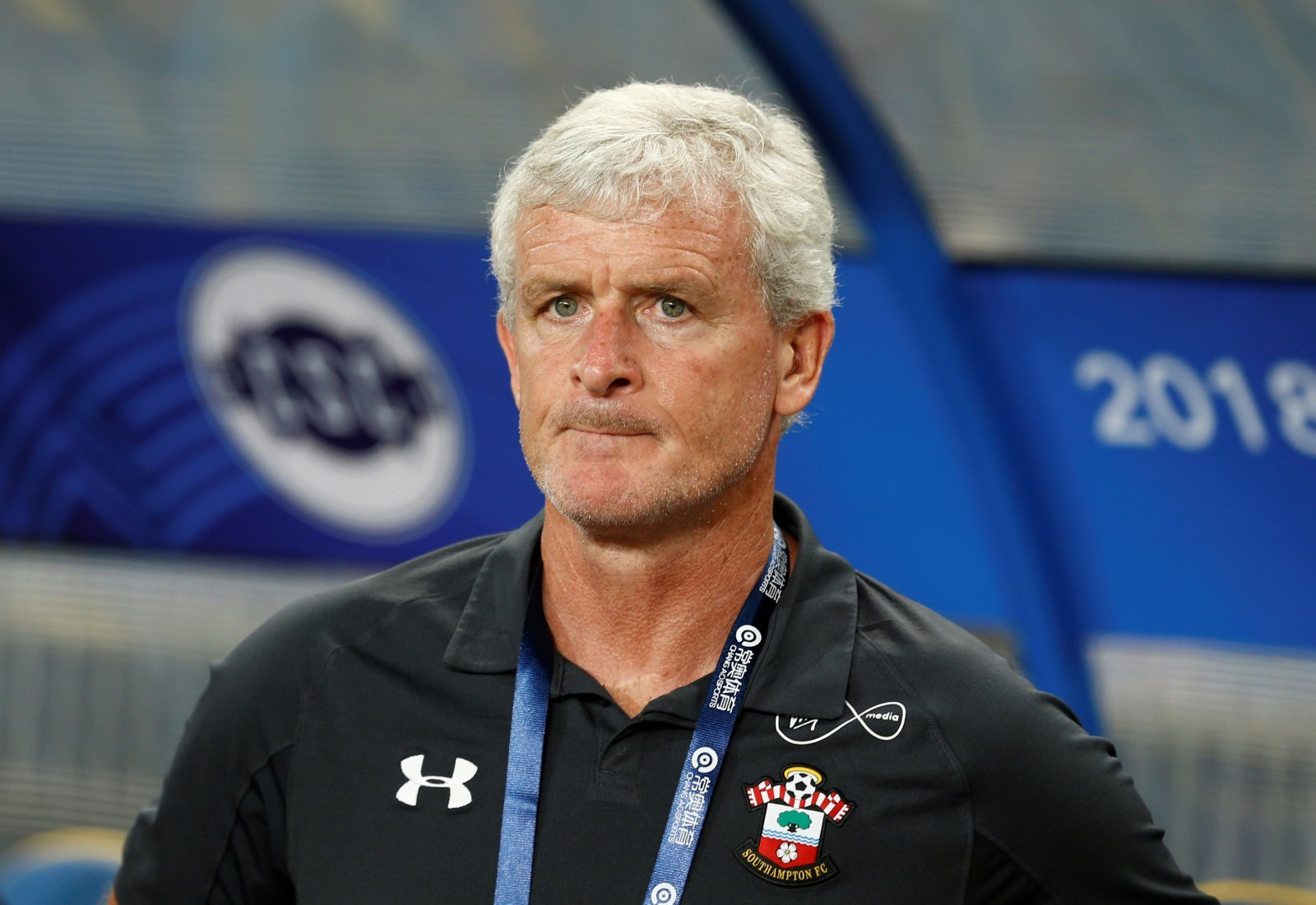 Solving problems: Hughes can guide Southampton to a top-10 finish if he makes this tactical change