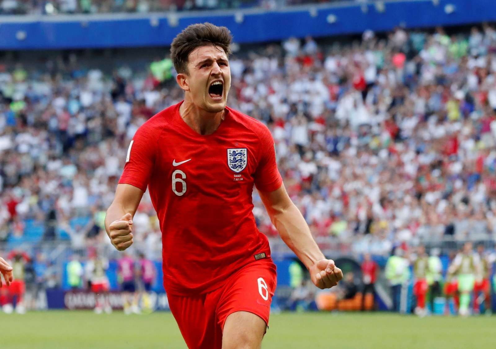 Harry Maguire is a cult-hero totally made for Tottenham Hotspur