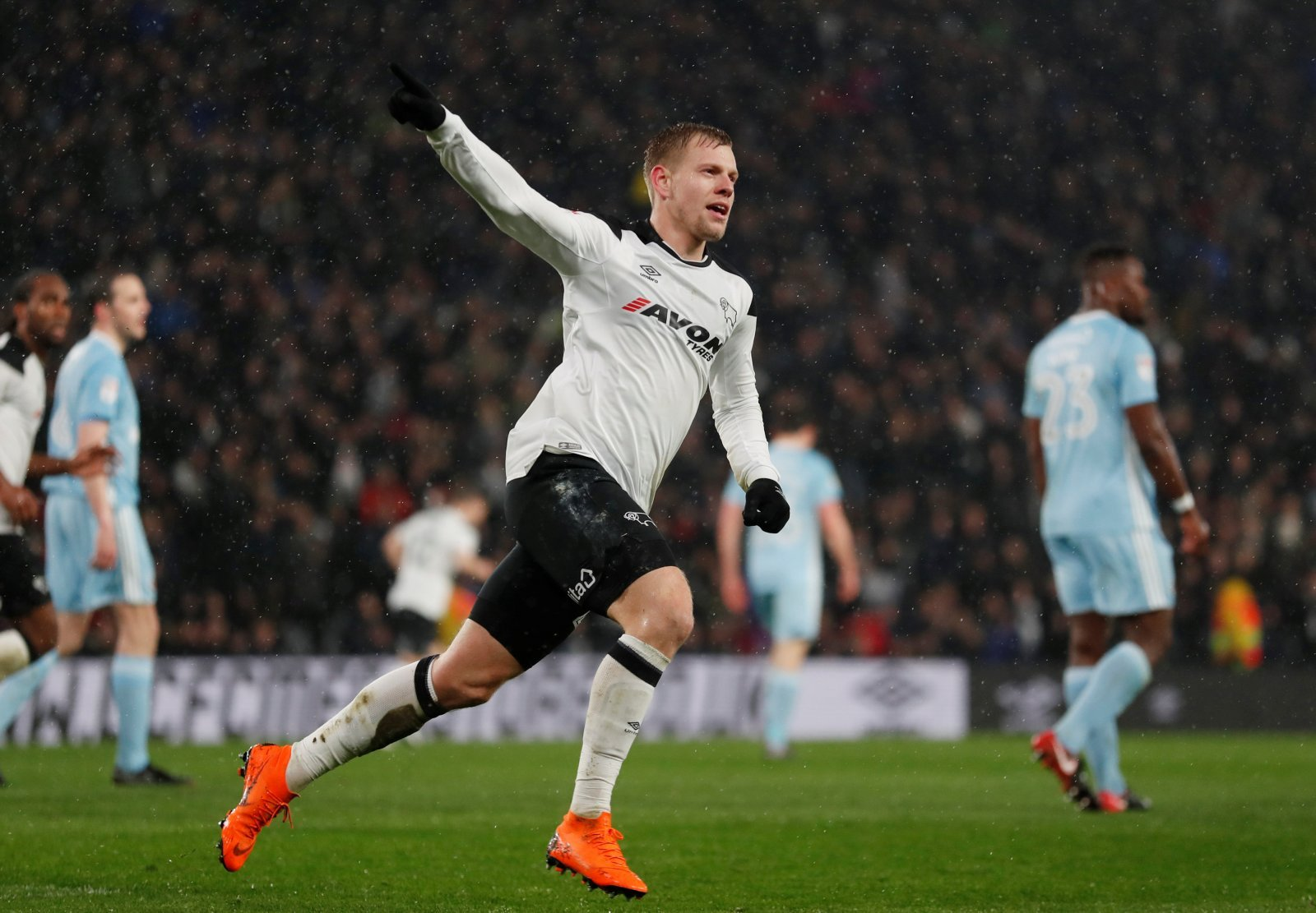 Burnley should add some firepower to their squad and sign this £7.2m-rated Championship strike ace