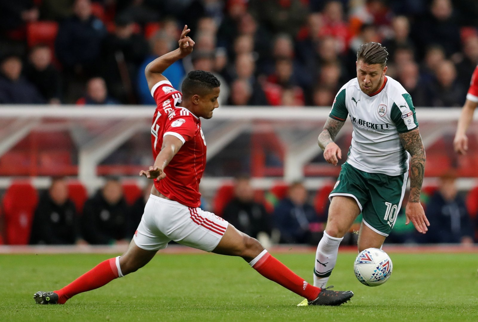 Nottingham Forest should hang on to Michael Mancienne despite Karanka rebuild