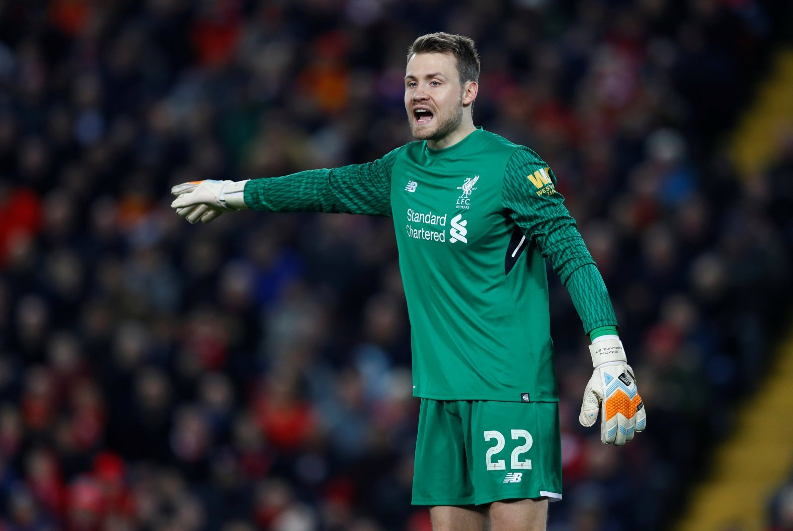 Simon Mignolet wanted by Nice in January