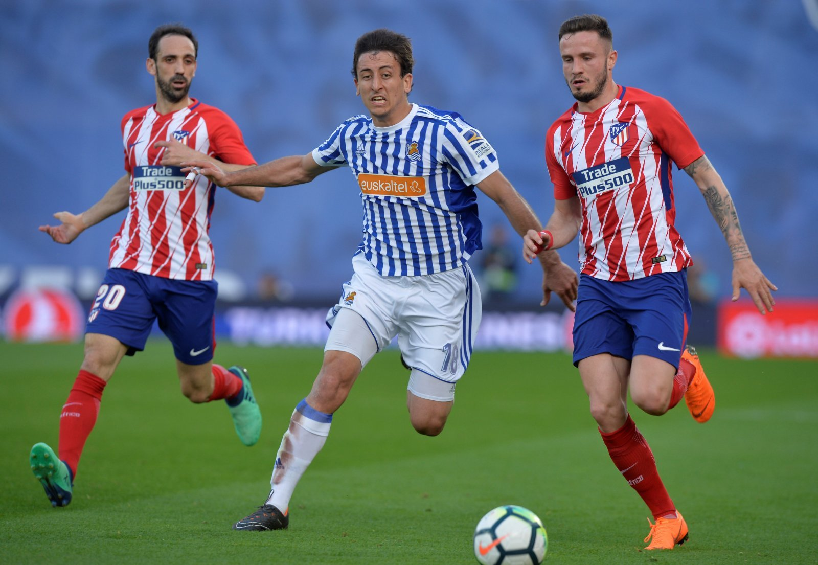 Tottenham have to sign Mikel Oyarzabal to add more pace and quality to the wing