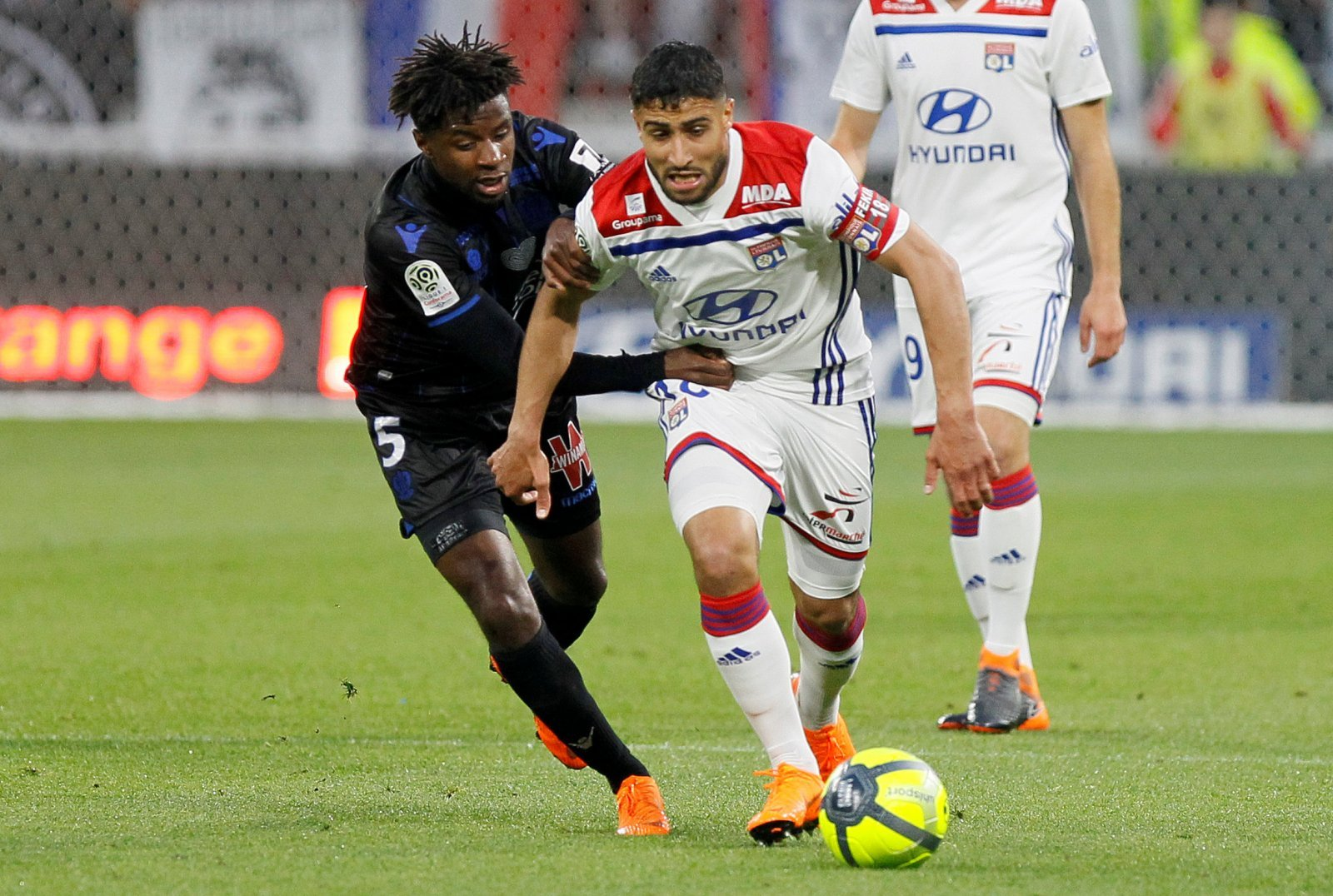 Fekir to Liverpool looks on but he isn't what Klopp needs