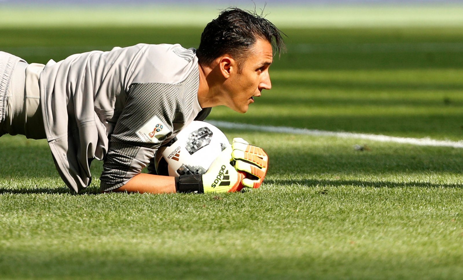 Keylor Navas the kind of 'keeper Chelsea need right now