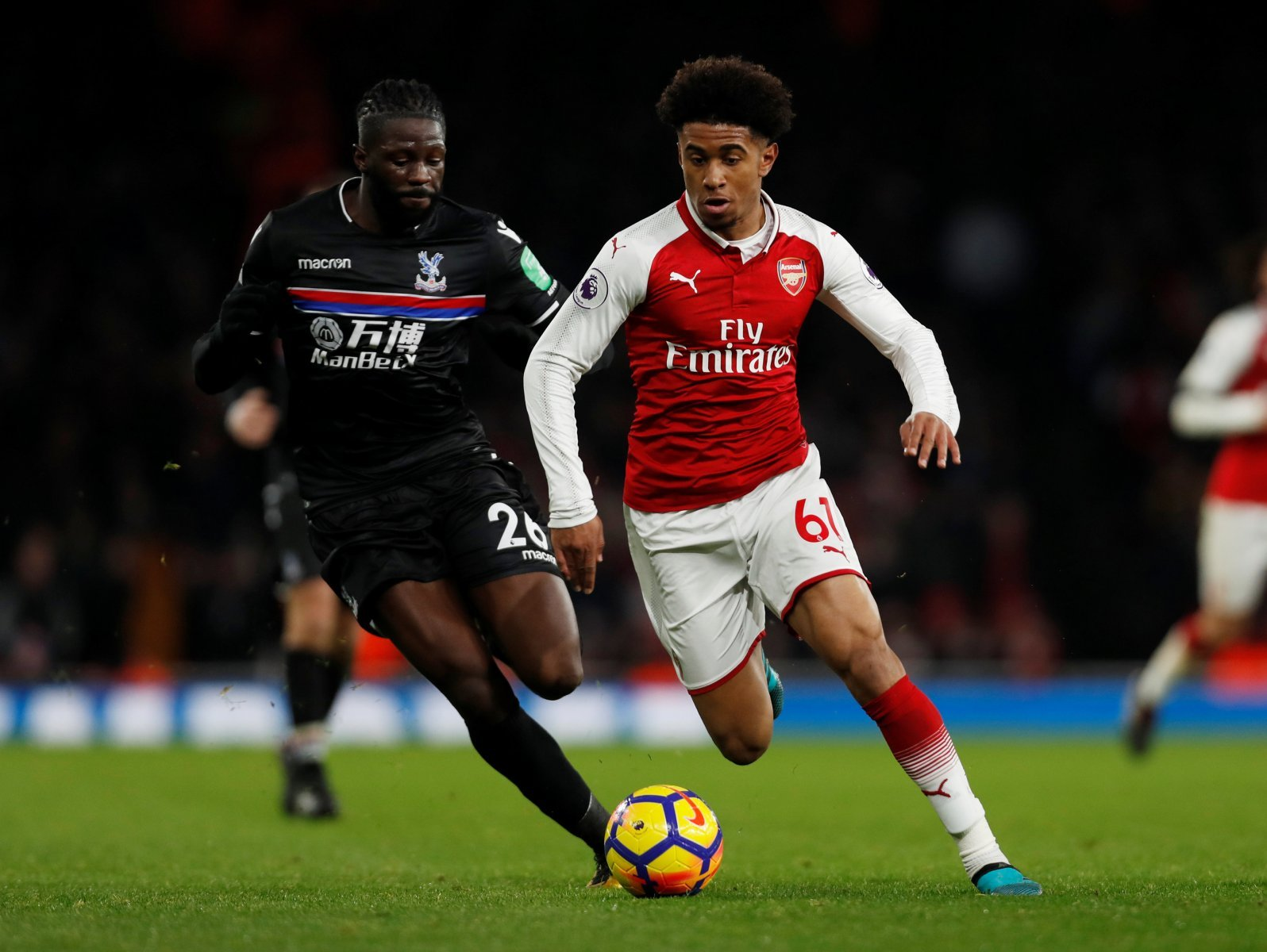 Reiss Nelson needs to play against West Ham according to Arsenal fans