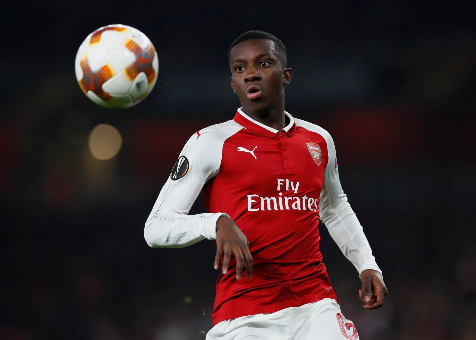 Eddie Nketiah would make the perfect back-up striker for Celtic