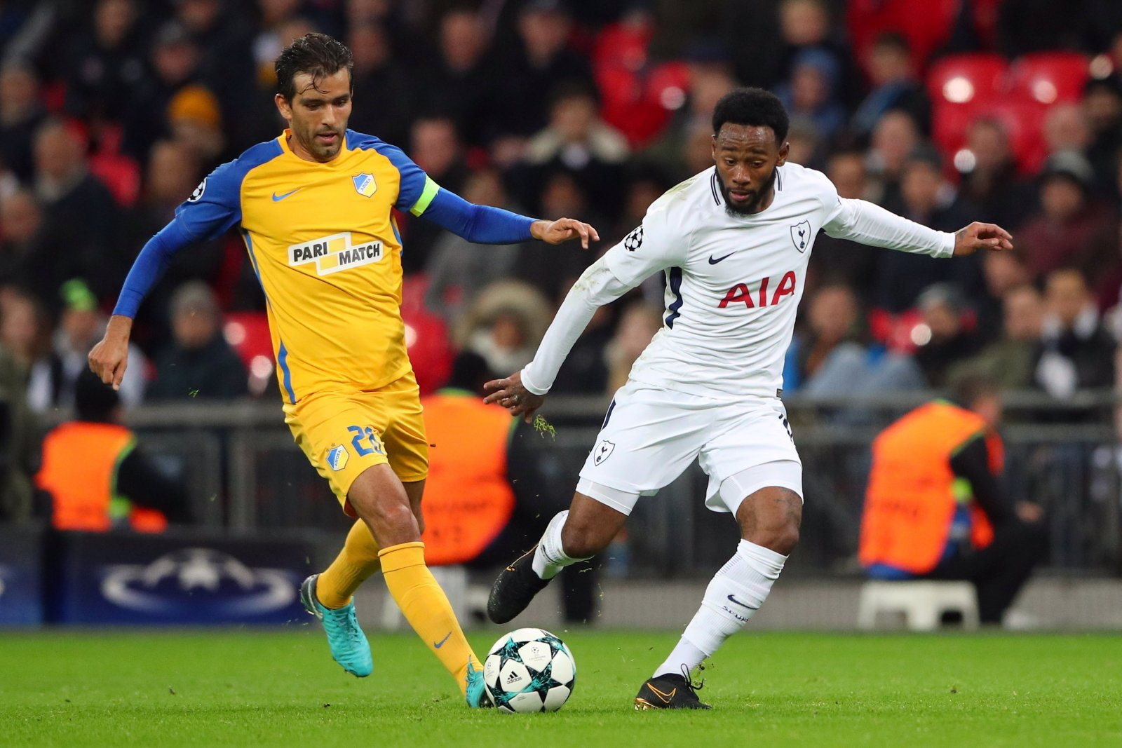 Tottenham make right move in loaning outcast Nkoudou
