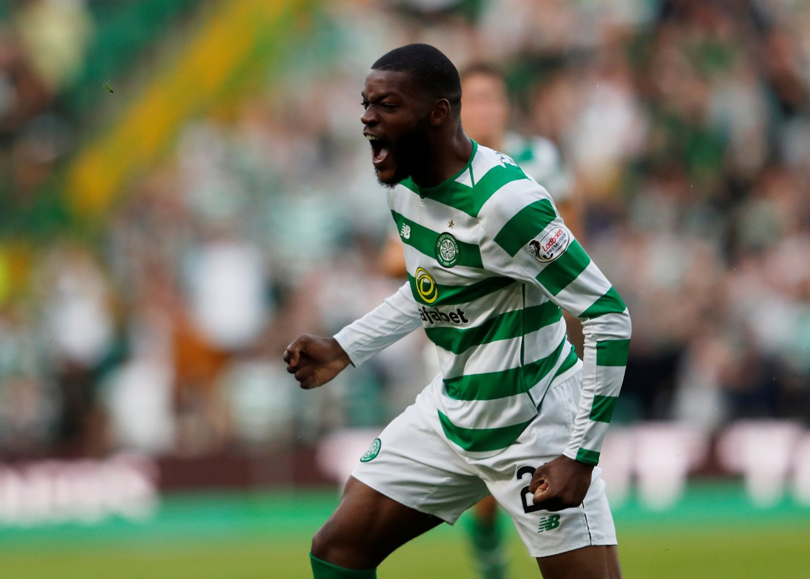 A moment in time: Olivier Ntcham's Celtic debut