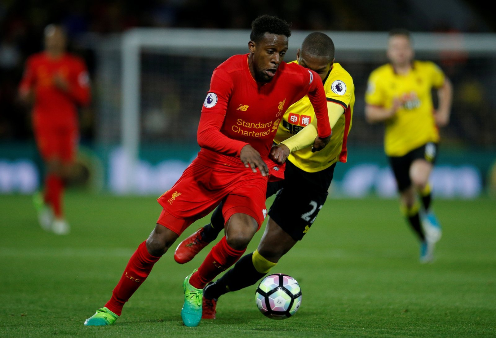 Divock Origi receiving interest from Watford