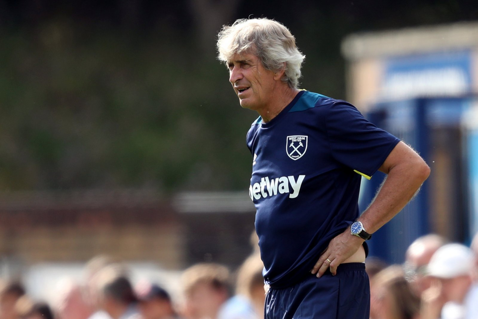 Manuel Pellegrini has doubts ahead of AFC Wimbledon cup clash