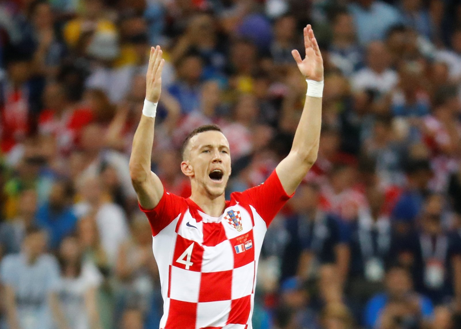 Perisic signing would finish off Jose Mourinho's Manchester United rebuild