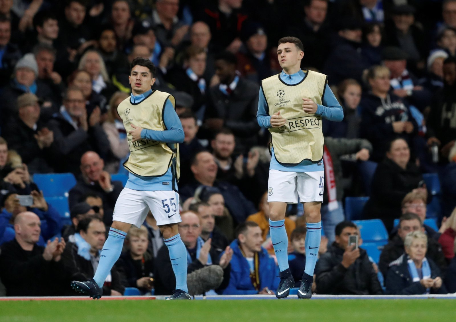 Foden and Diaz could signal the dawn of a new era at Elland Road