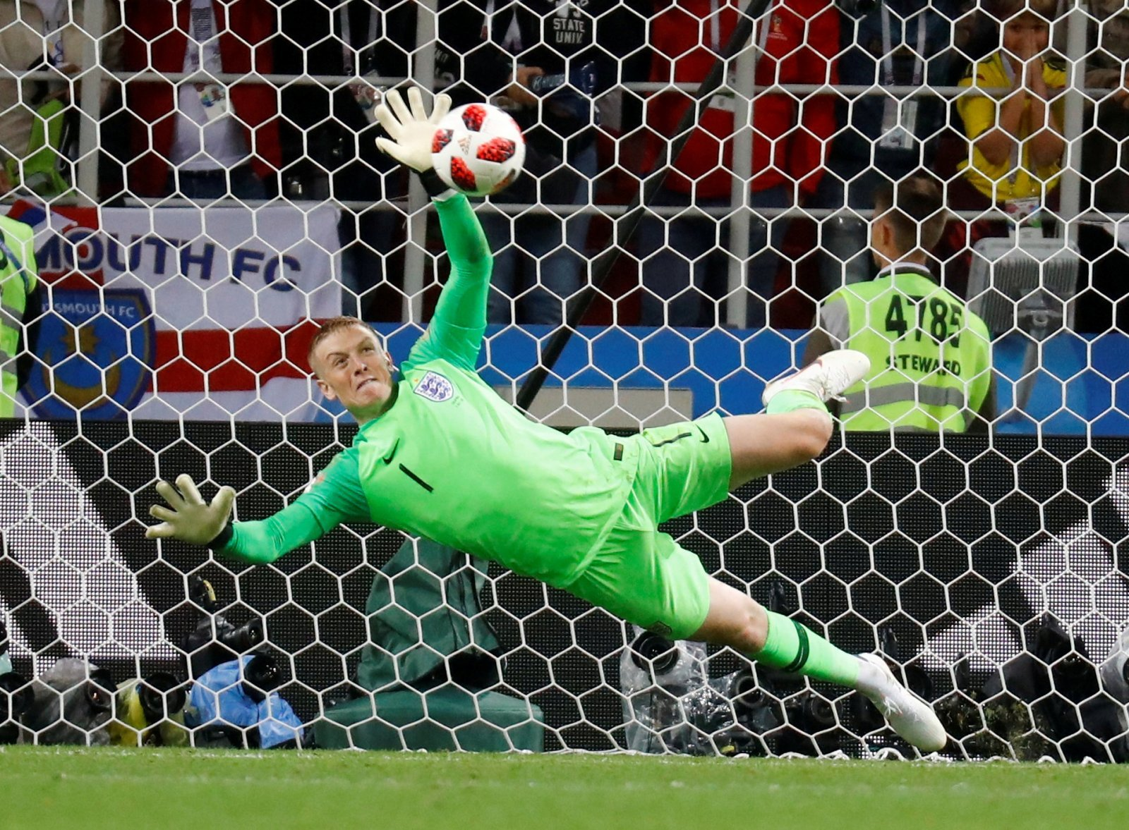 Keeping hold of Jordan Pickford is the best business Everton can do this summer