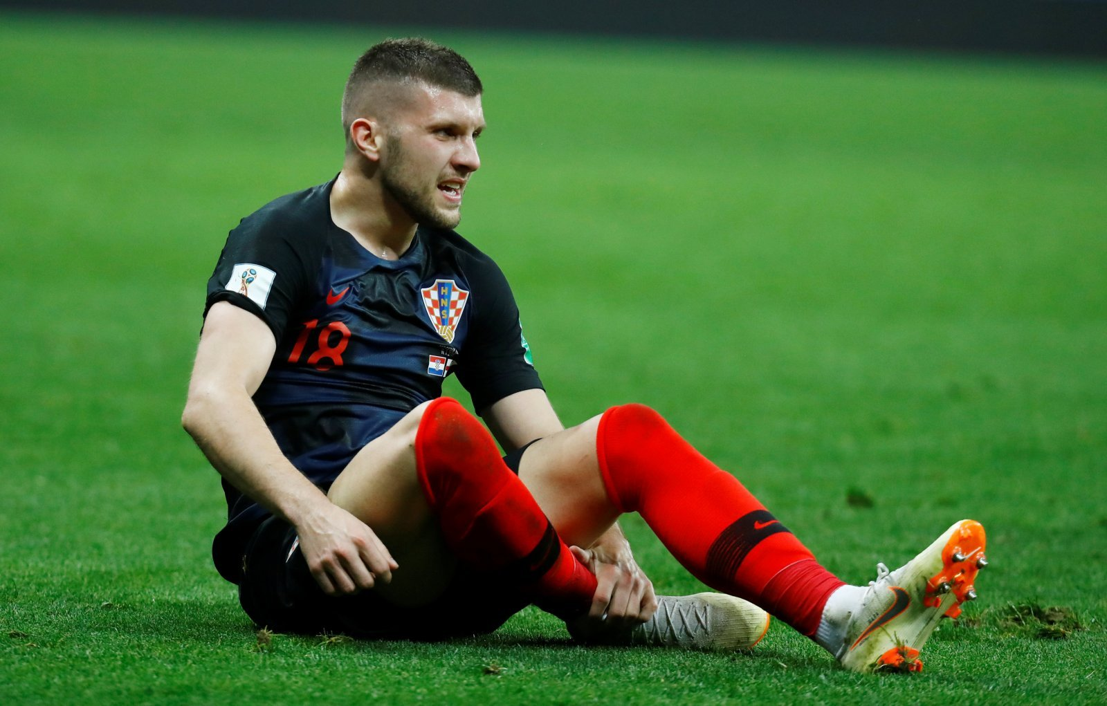Ante Rebic is far more suited to Tottenham than Emery's Arsenal