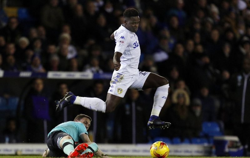 Leeds fans on Twitter want to keep Ronaldo Vieira despite Sampdoria interest