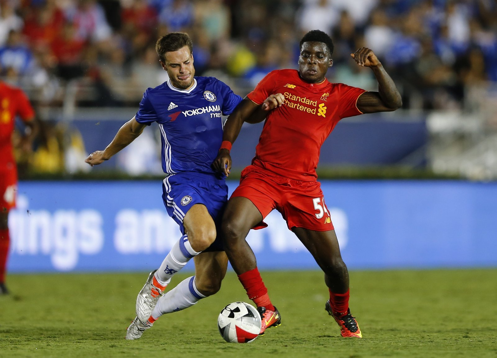 Middlesbrough in talks with Liverpool over £10 million deal for Sheyi Ojo