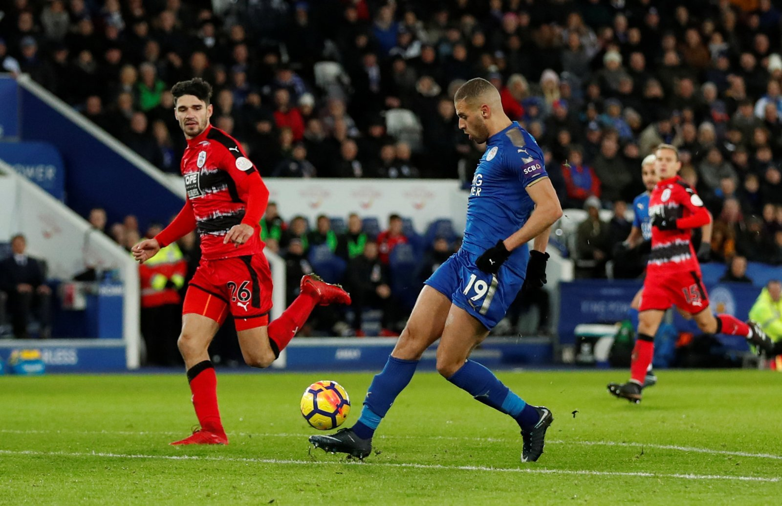 Islam Slimani's reduced asking-price should be of keen interest to Celtic