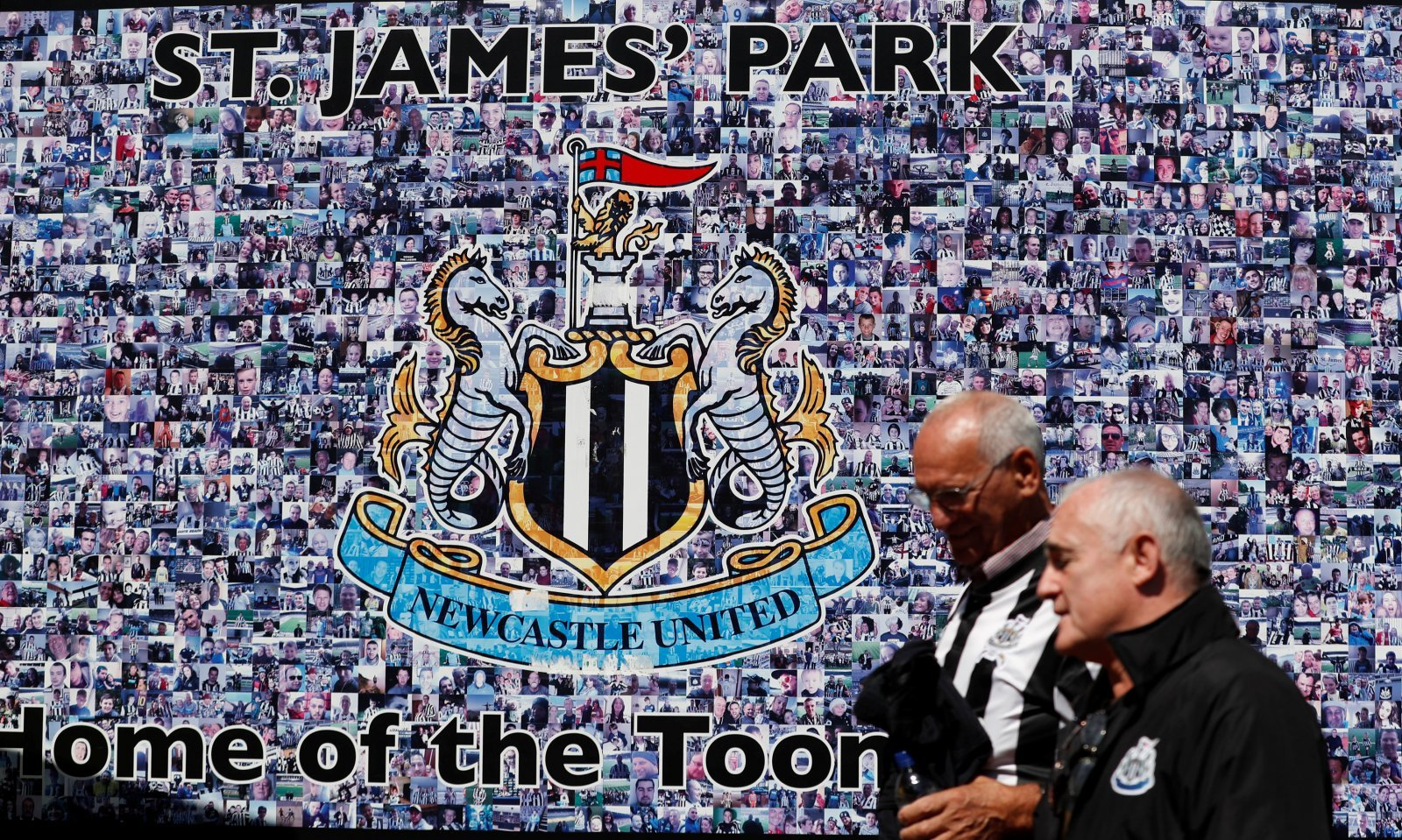 Dream March: Newcastle United