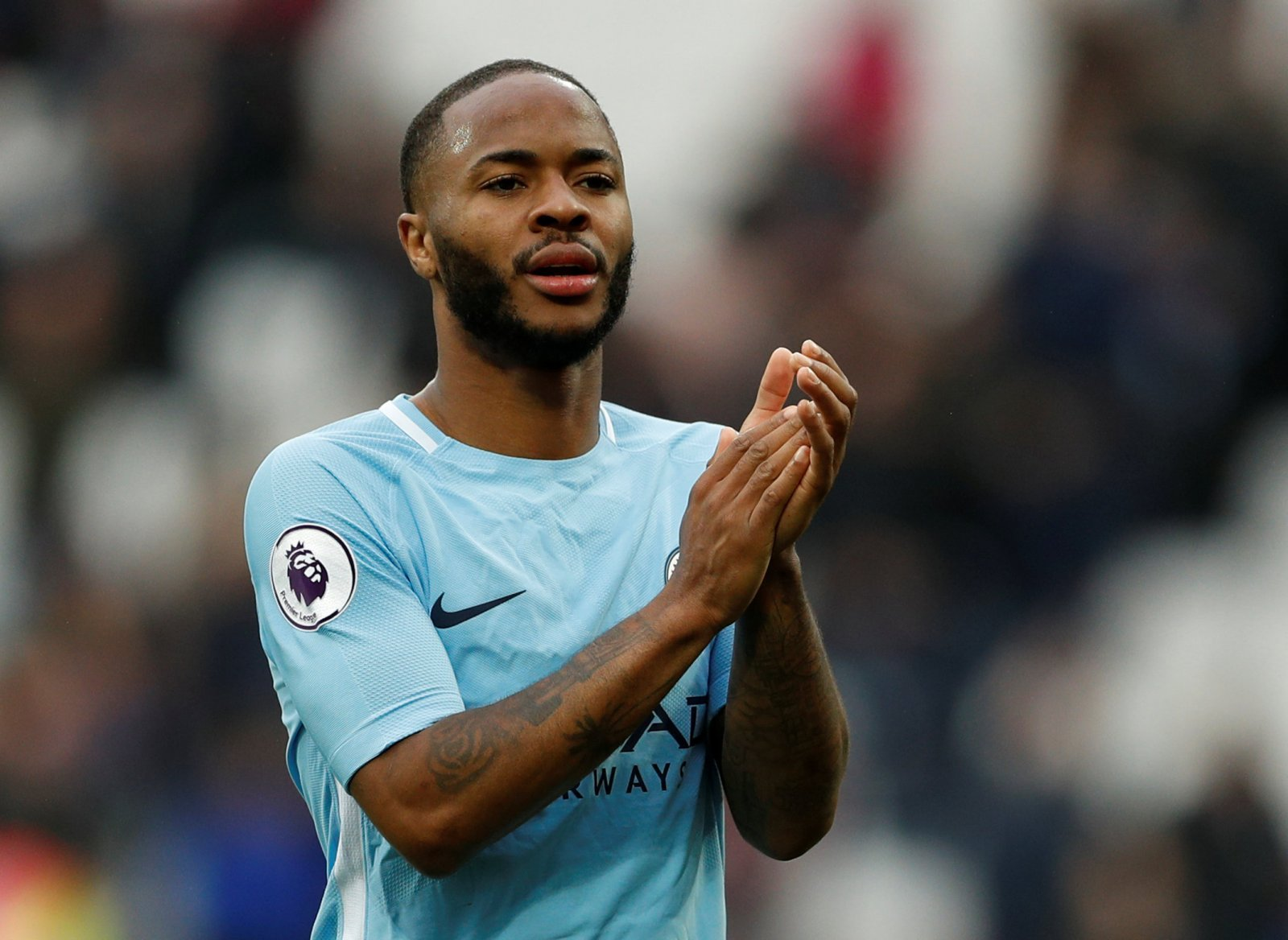 Man City's Raheem Sterling faces the most important few months of his career