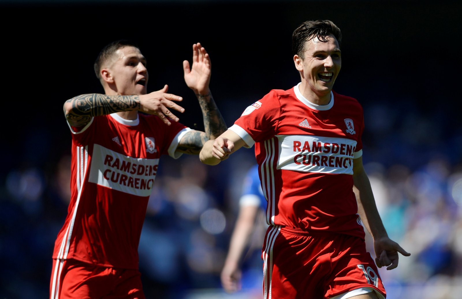 Middlesbrough: Smoggies fans react on Twitter to Stewart Downing's departure
