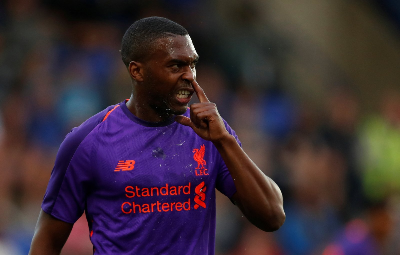 Daniel Sturridge doesn't deserve to play for Liverpool anymore