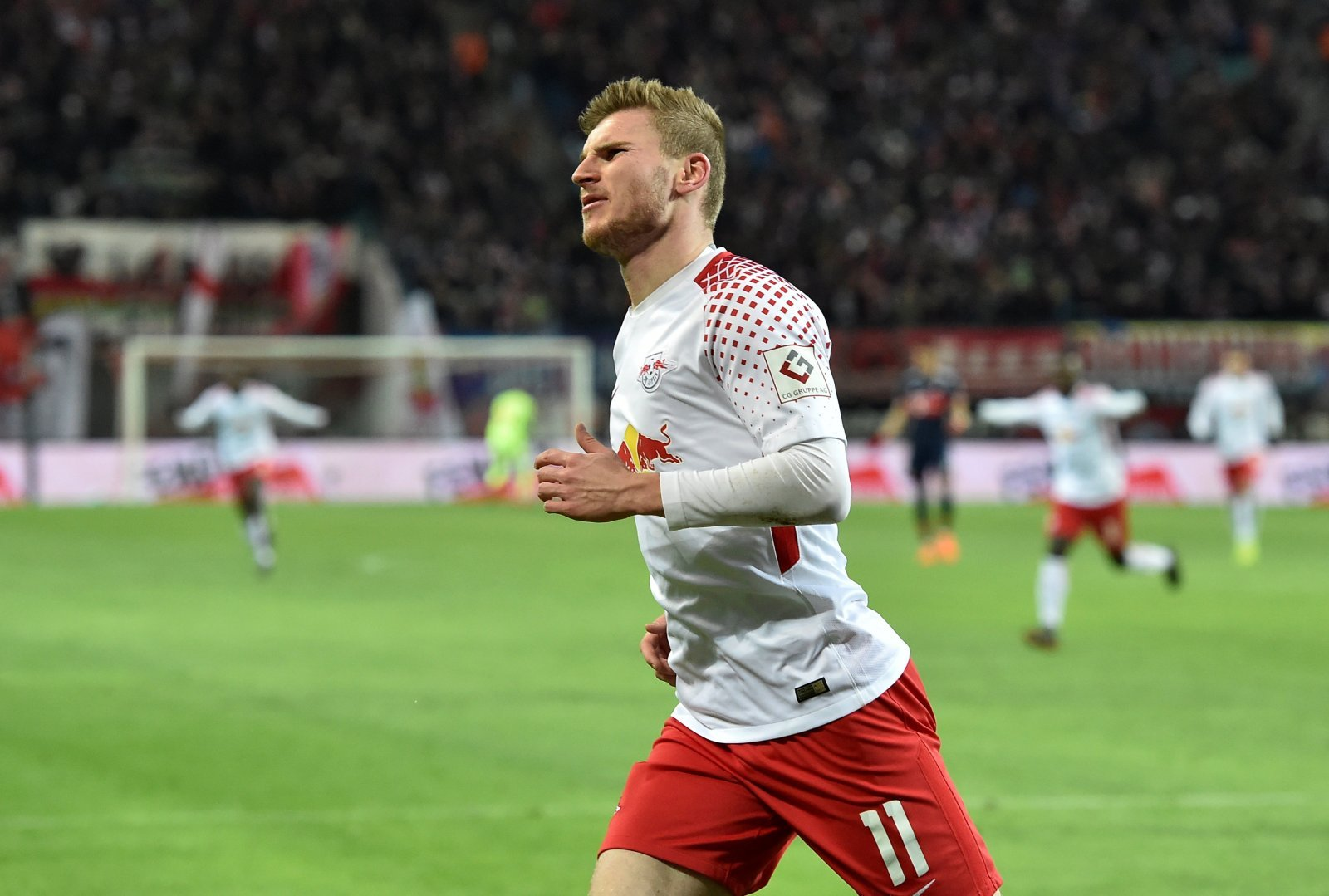 Timo Werner is a striker Manchester United fans deserve