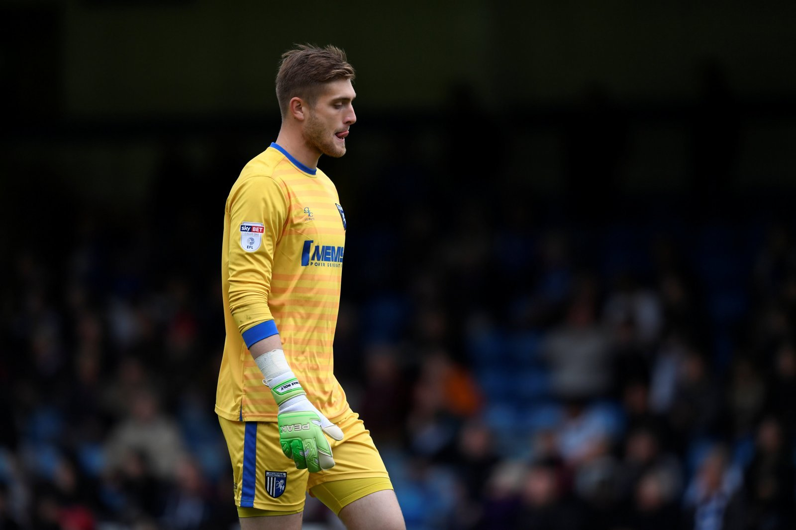 Arsenal's interest in League One goalie could mean the end for Martinez
