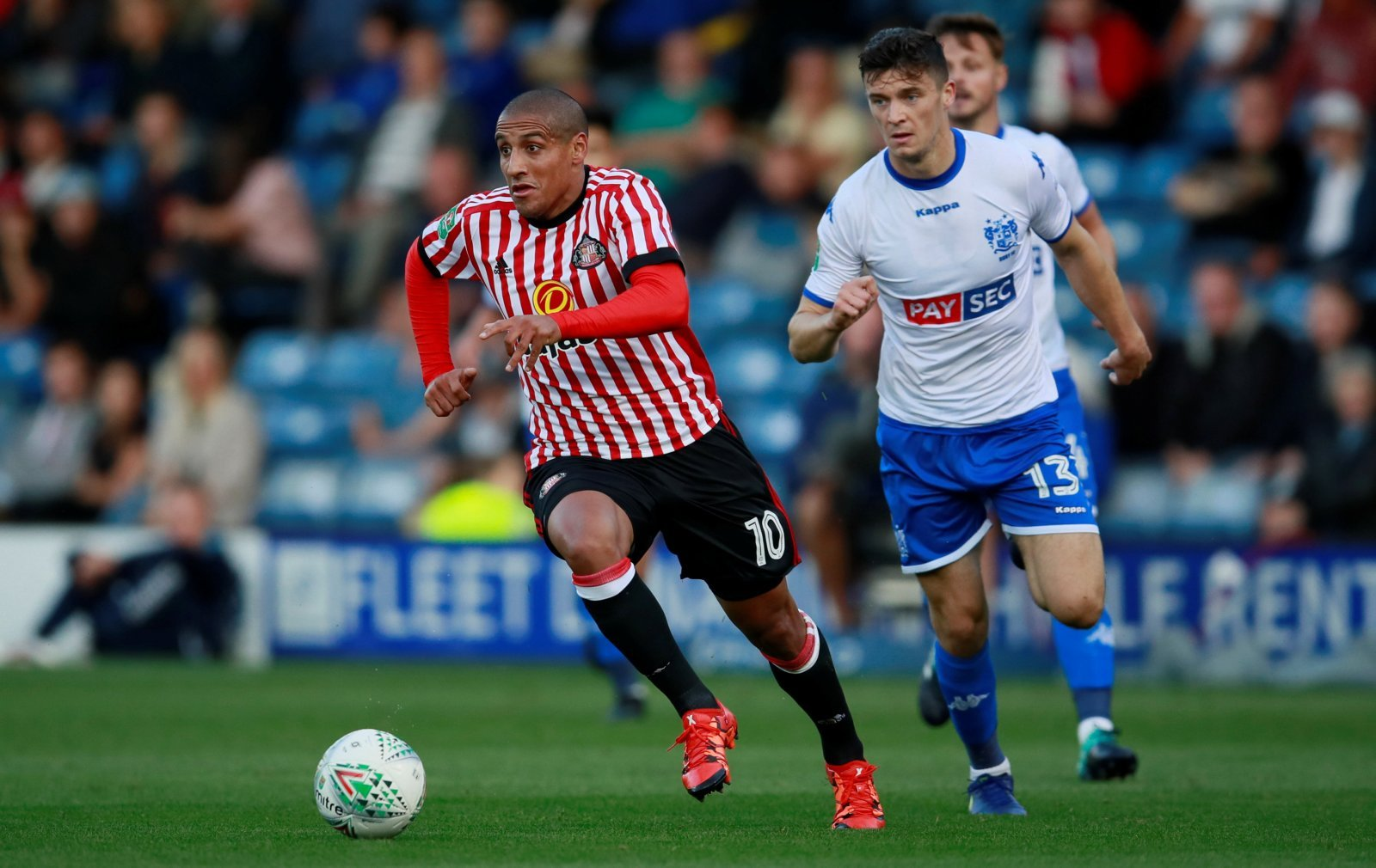 Look at him now: Wahbi Khazri after leaving Sunderland