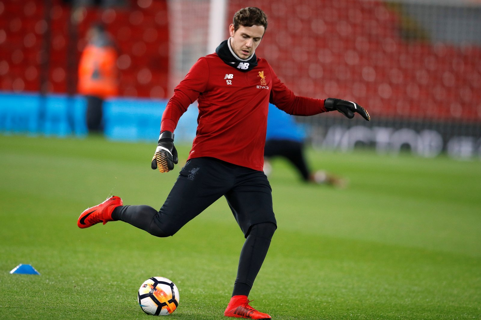 Danny Ward is not the answer to Liverpool's goalkeeping problem