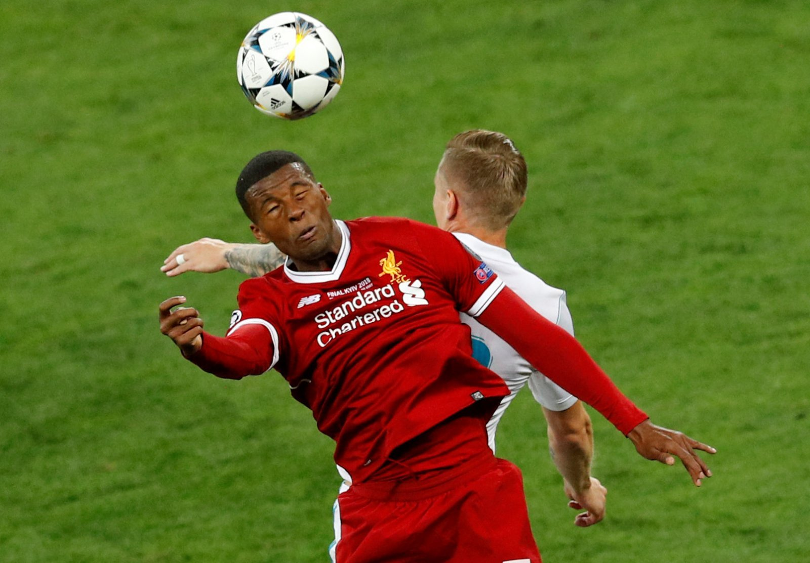 Liverpool fans on Twitter loved seeing Wijnaldum amongst the goals