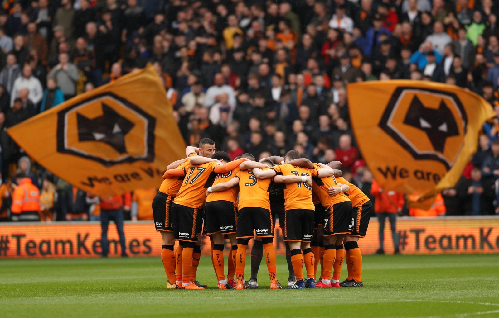 Wolves: Fans appreciate good luck message from Europa League victims FC Pyunik