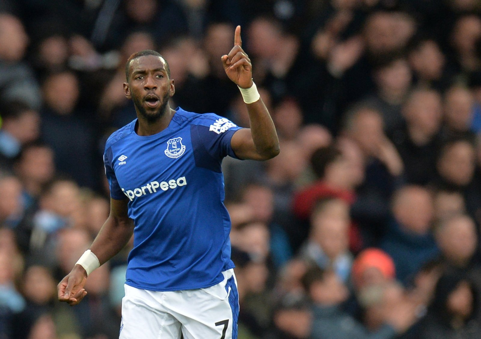 Everton fans on Twitter keen to see Bolasie return to Crystal Palace