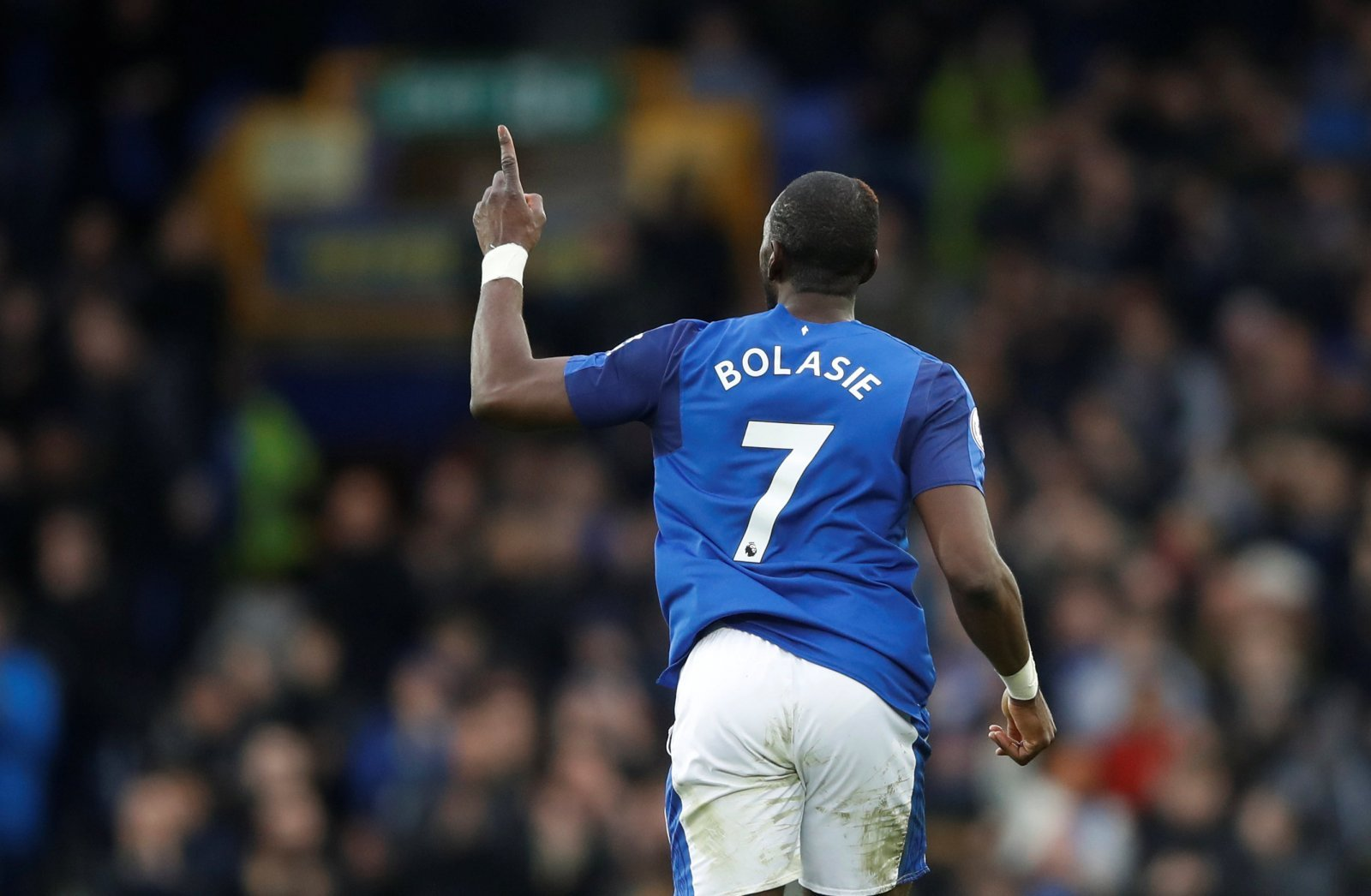Yannick Bolasie can still salvage his Everton career under Marco Silva